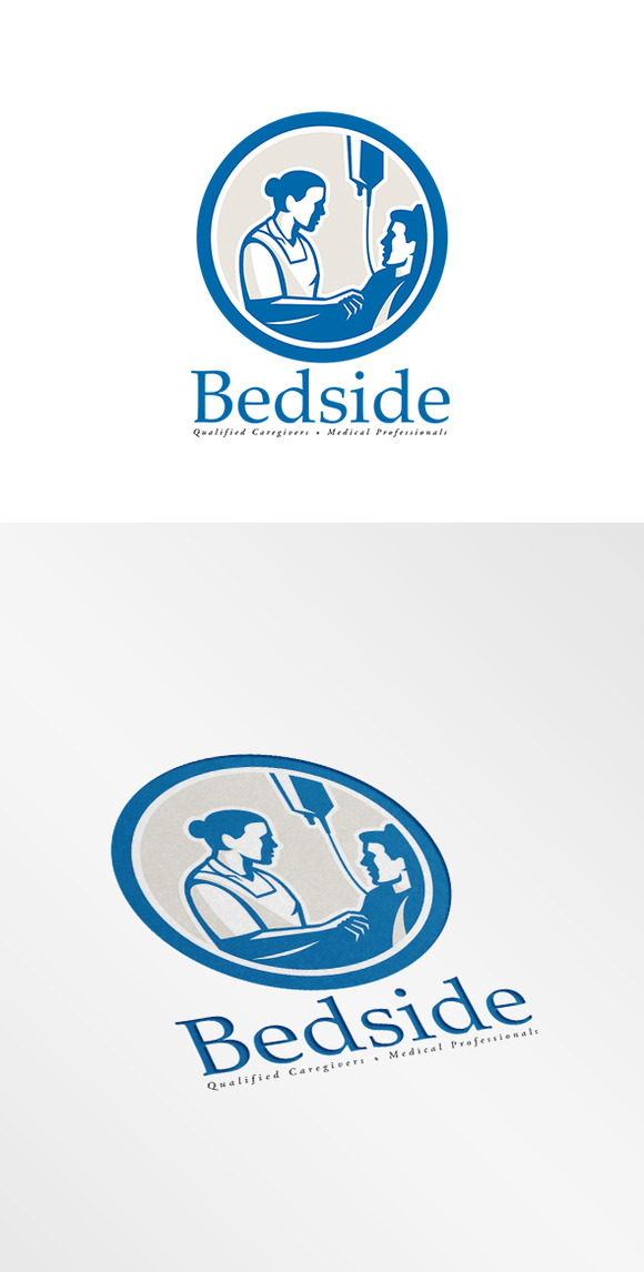 Bedside Qualified Caregivers Logo