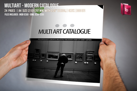 MultiArt Multipurpose Catalogue