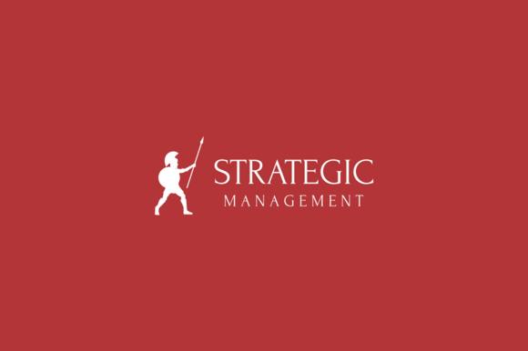 Strategic Management Logo Template