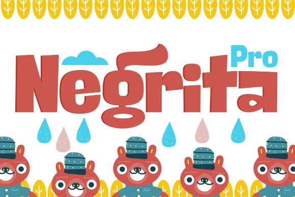 Negrita Pro Cyrillic
