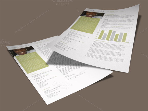 The Executive CV Cover Letter