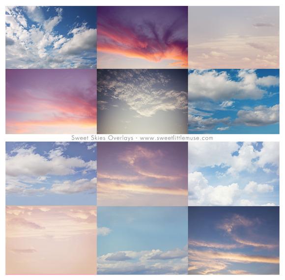 Sky Overlays Skies Overlays
