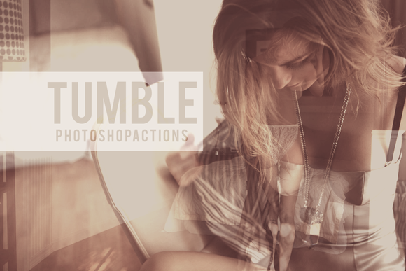 4 Tumblr Inspired Photo Effects
