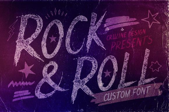 Rocknroll Font