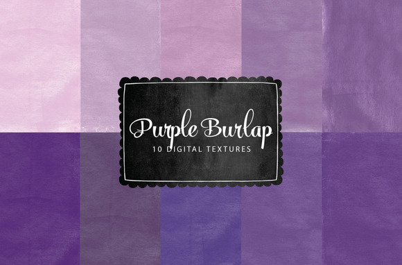 Purple Canvas Textures
