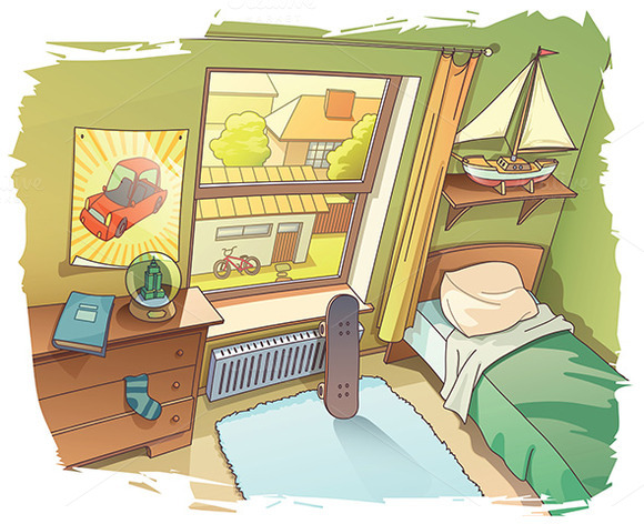 Young Boy S Room