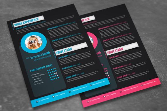 Modern Resume Design