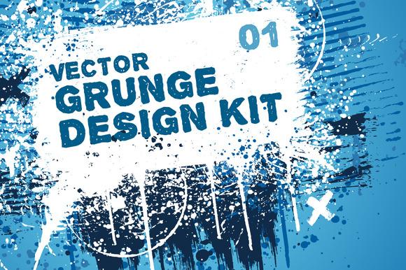Grunge Kit #1