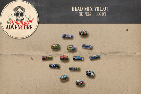 On Sale Bead Mix Vol01