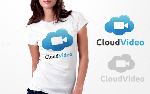 Cloud Video Logo