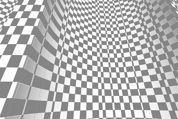 Checkered Abstraction Backgrounds
