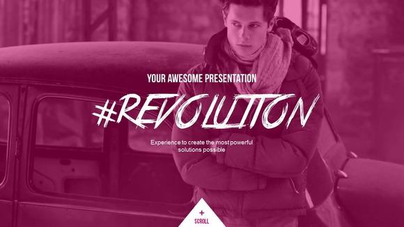 Revolution PowerPoint