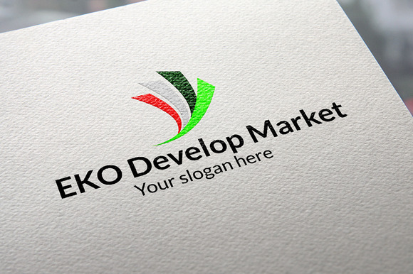 EKO Develop Market Logo