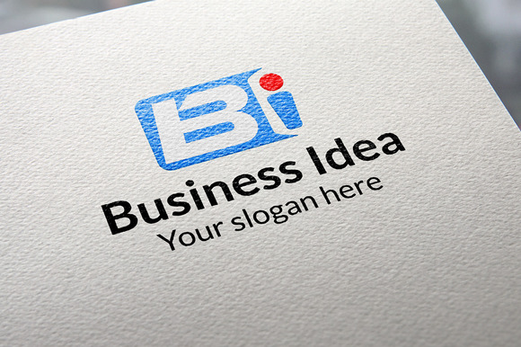 Business Idea Logo