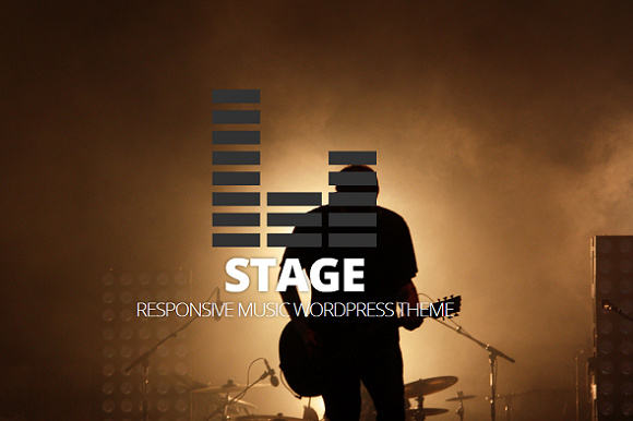 Stage Responsive Music Theme