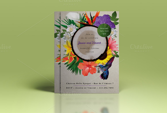 Premium Wedding Invite II