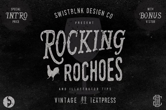 Rocking Rochoes Textpress Bonus