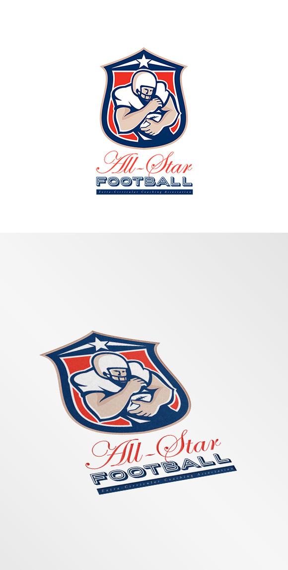 All-Star American Football Coaching