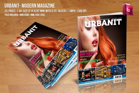 Urbanit Modern Magazine