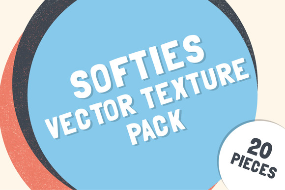Softies Vector Texture Pack