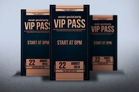 fake backstage pass template  u00bb designtube