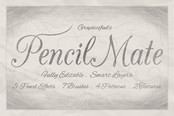 PencilMate Pencil Effects