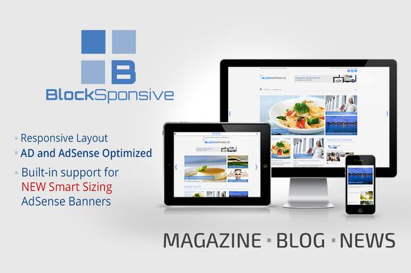 BlockSponsive Magazine