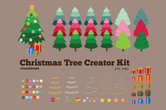 Christmas Tree Creator Kit