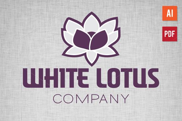 White Lotus Logo