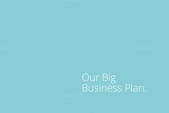OurBigBusinessPlan Design Template