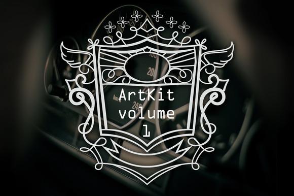 ArtKit Volume 1