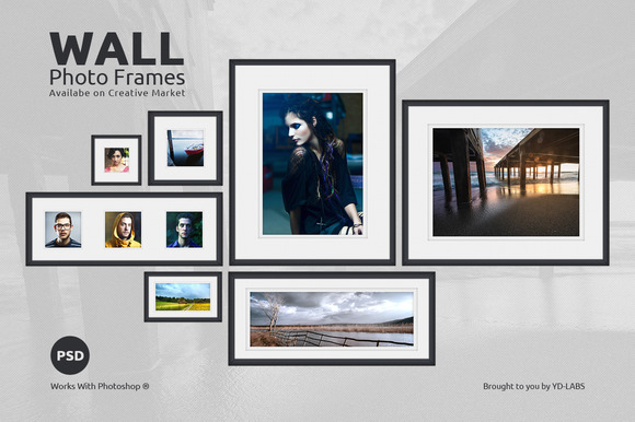 Wall Frame Set