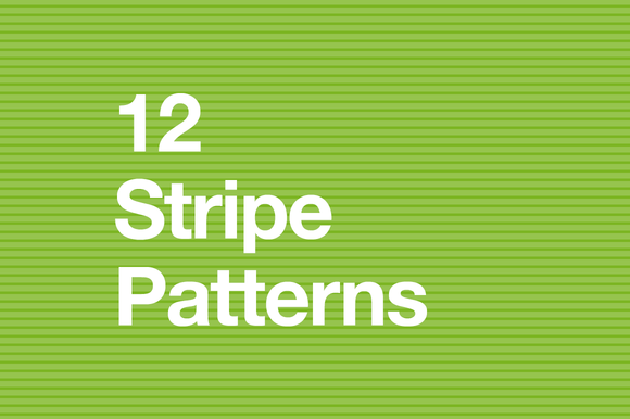 12 Stripe Patterns