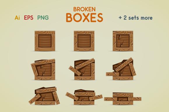 Broken Boxes