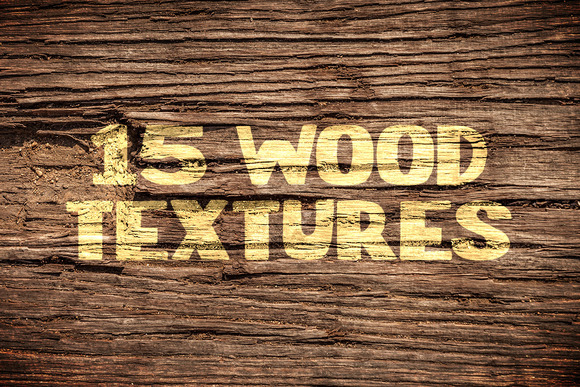 Wood Textures Pack 4