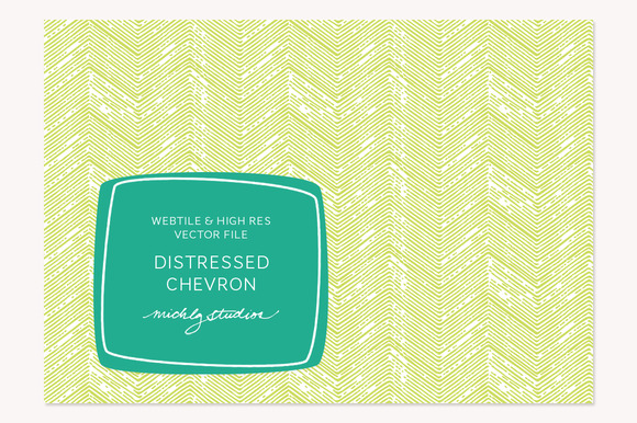 VECTOR PSD Distressed Chevron