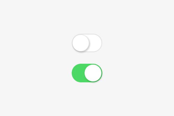 IOS7 Switches