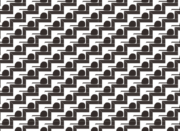 Seamless Pattern Background Of Squar