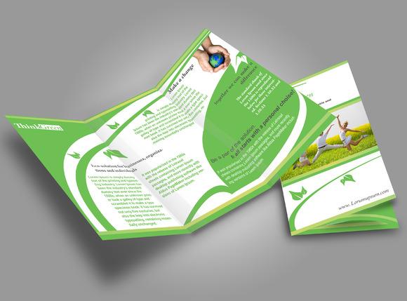 Think Green Brochure