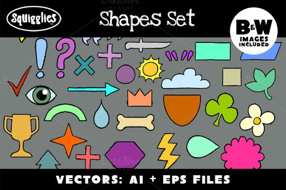 Shapes Set
