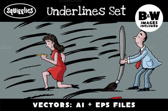 Underlines