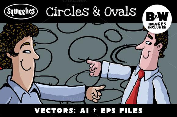 Circles Ovals