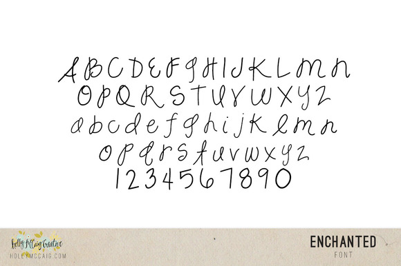 Enchanted Font