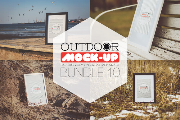 27 Outdoor Mock-Up Bundle