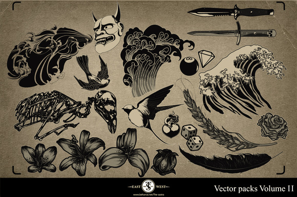 Vector Pack Volume 2