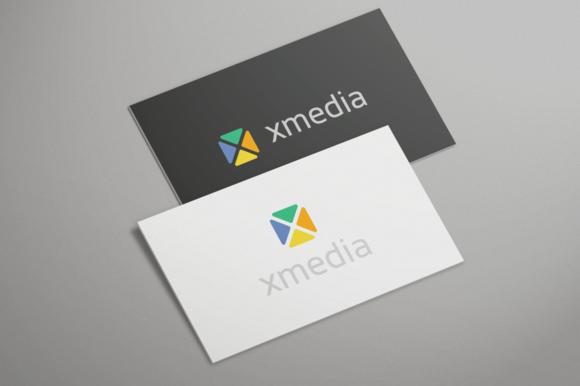 Xmedia Logo Template