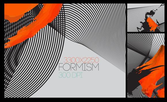 FORMISM Modern Backgrounds