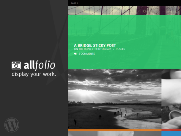 Allfolio Simple Portfolio