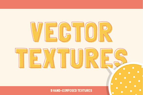 Circleir Vector Tileable Textures
