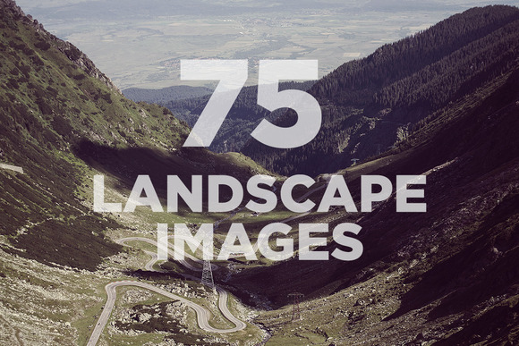 75 Mountain Landscape Images